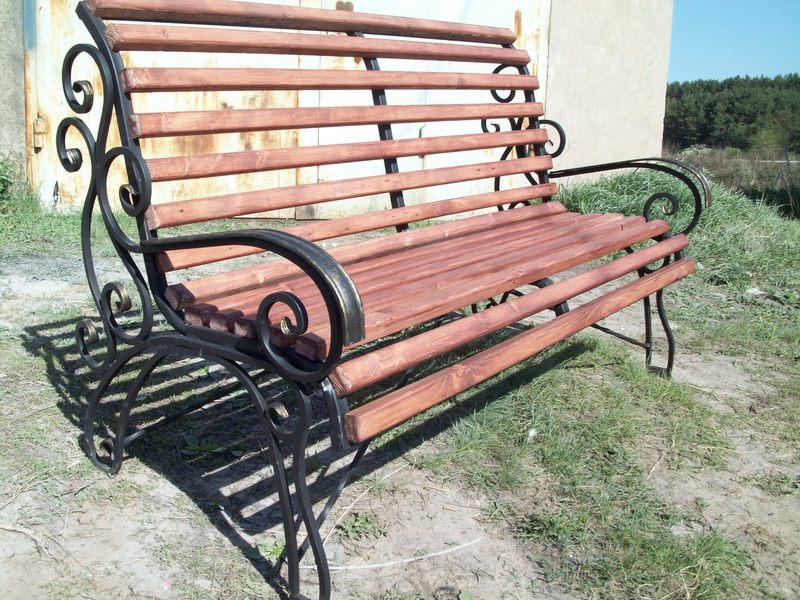 Чертеж скамейки для дачи своими руками фото